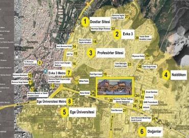 İzmir Bornova 4s